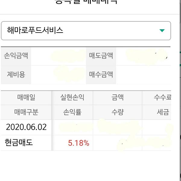 헤마로푸드 5.18%