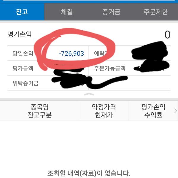 선물 손실인증>>추후수익나면재인증하겠음